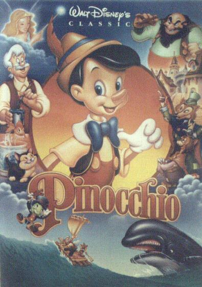 Pinocchio 02 07 1940 Won The Oscar For Best Song When You Wish Upon A Star And Original Score Additional Information Fairy Tale
