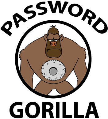 (Password Gorilla Logo)
